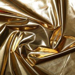 Stretch Mirror Foil | Gold