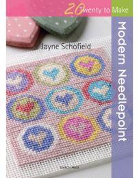 Modern Needlepoint (Twenty to Make)