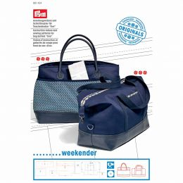 Sewing Pattern & DVD | Bag Bottom | Eve Weekender