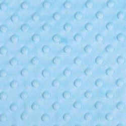 Dimple Fleece | Pale Blue