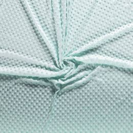 Premium Dimple Fleece | Light Mint