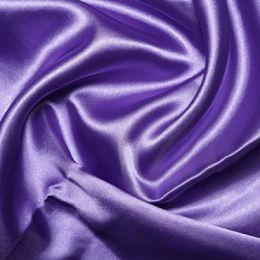 Satin Lining Fabric | Purple