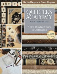 Quilters Academy - Masters Year