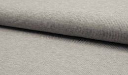 Ribbed Jersey | Grey