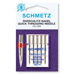Schmetz Easy Thread Machine Needles | Sizes 80 - 90