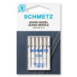 Schmetz Jeans Machine Needles | Sizes 70 - 110