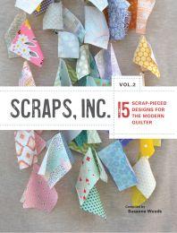 Scraps Inc. Quilt Book