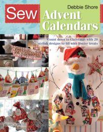 Sew Advent Calendars | Debbie Shore