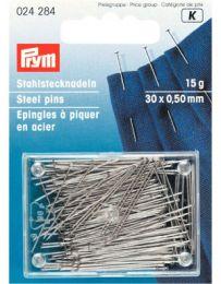 Silk & Satin Pins - Super Fine, 15g | Prym