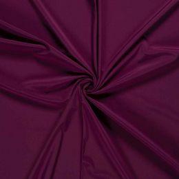 Soft Shell Fleece Fabric Plain | Burgundy