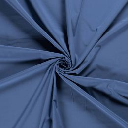 Soft Shell Fleece Fabric Plain | Indigo