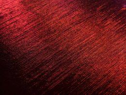 Stretch Metallic Fabric | Red