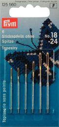 Tapestry Needles Gold Eye, Asst No. 18-24   Prym
