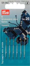 Tapestry Needles Gold Eye, No. 26 | Prym