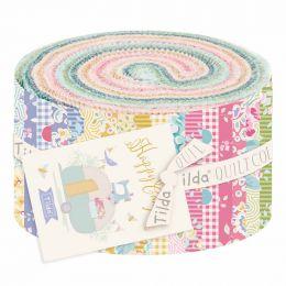 Tilda Happy Campers Fabric Roll