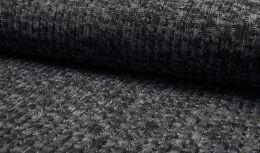 Jersey Fabric | Textured Melange - Luxury Marl