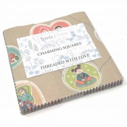 Threaded With Love | Charming Squares