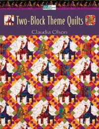 Two Block Theme Quilts