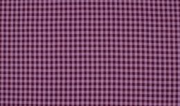 Two Tone Gingham | Lilac & Bordeaux