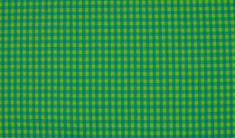 Two Tone Gingham | Lime & Aqua