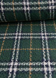 Wool Blend Fabric | Blackwatch