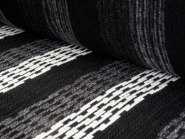 Wool Mix Design | Textured Interlock
