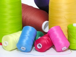 Woolly Nylon Thread