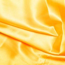 Satin Lining Fabric | Yellow