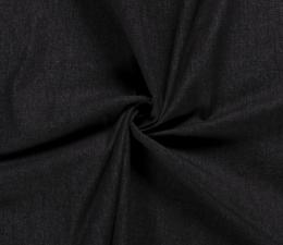 6oz Premium Washed Denim   Black