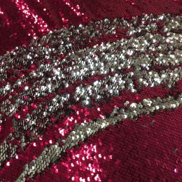 Two Way Sequin By 'Stitch It' | Pink & Silver