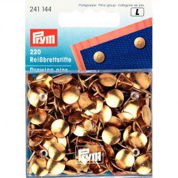 Drawing Pins Gold | Prym