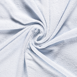 Terry Towelling Fabric | Blue