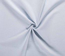Cotton Waffle Fabric | Ice Blue