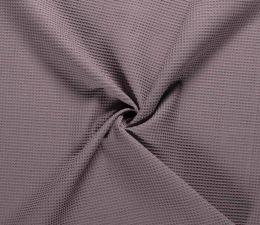 Cotton Waffle Fabric | Taupe