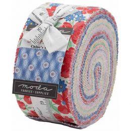Moda Jelly Roll | 30s Playtime Fabrics