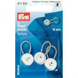 Flexi Buttons, 15mm | Prym