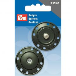 Snap Fastener, 35mm Dark Green | Prym