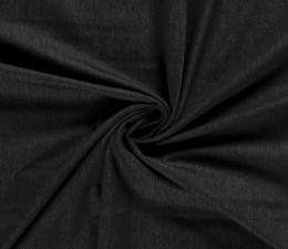 Denim Pre Washed Mid Stretch | Black
