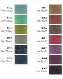 Variegated Machine Quilting Thread - 100% Cotton. Empress Mills