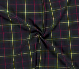 Premium Scottish Check Fabric | Check 3
