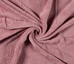 Plain Supersoft Fleece | Old Pink