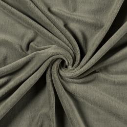Plain Supersoft Fleece | Khaki Green