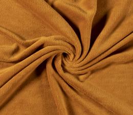 Plain Supersoft Fleece | Rich Ochre