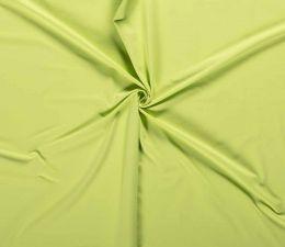 Plain Cotton Rich Jersey   Lime Green