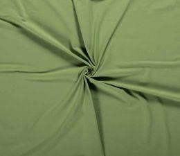 Plain Cotton Rich Jersey   Light Green