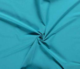 Plain Cotton Rich Jersey | Sea Blue