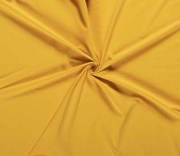 Plain Cotton Rich Jersey | Yellow