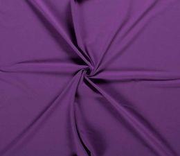 Plain Cotton Rich Jersey | Purple