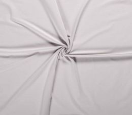 Plain Cotton Rich Jersey | Light Grey