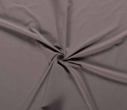 Plain Cotton Rich Jersey | Mid Taupe